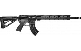 "Diamondback DB1565GEB DB15 Elite Keymod 15"" Semi-Auto 18"" 28+1/5+1 Adaptive Tactical EX Performance Black Hardcoat Anodized/Black Melonite"