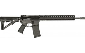 "Noveske 02000250 Light RECCE Rogue Hunter Gen 1 Semi-Auto 16"" 30+1 Magpul CTR Black Hardcoat Anodized/Stainless Steel"