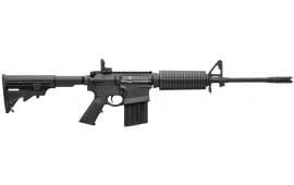 """DPMS 60220 GII AP4 Semi-Auto 308 Winchester/7.62 NATO 16"""" 20+1 6-Position Black"""