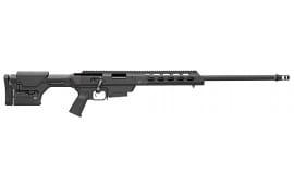 "Remington Firearms 84477 700 Tactical Chassis Bolt 338 Lapua Magnum 26"" 5+1 Magpul PRS Black Cerakote"