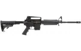 """Windham Weaponry R16M4A4PTMA WW-15 MPC *MA Compliant* Semi-Auto .223/5.56 NATO 16"""" 10+1 Fixed Black"""