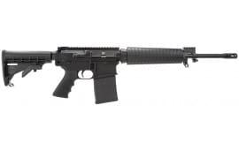 """Windham Weaponry R16FTT308 WW-15 SRC Semi-Auto 308 Winchester/7.62 NATO 16.5"""" 20+1 Black"""