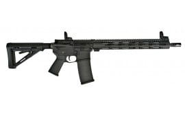 "Core 15 10661 Tac III M4 SA 223/5.56 16"" 30+1 Black 6-Pos Collapsible Stock Black"