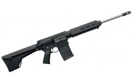 "Core 100546 CORE30 MOE Rifle SA 308 Win/7.62 NATO 16"" 20+1 Black MOE 6Pos Stock Black"