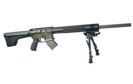 "Franklin Armory 1195 F17-L Standard Semi-Auto 17 Winchester Super Magnum (WSM) 20"" 10+1 Magpul MOE Rifle Stock OD Green/Black"
