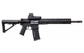 """DRD Tact CDR15-BLK CDR-15 QBD SA 223 Rem/5.56 NATO 16"""" 30+1 Black Magpul Stock Black"""