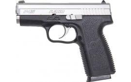 Kahr Arms KP4543TU P45 3.5 Black Poly Matte SS Tungstun