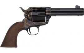 "E.M.F HF357CHS434NM Californian .357 MAG 4 3/4"" Blue Walnut T Revolver"