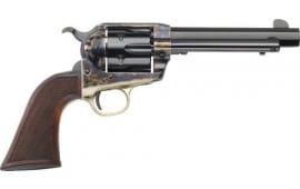 """E.M.F HF357ALO512NMCW Alchimista III .357MAG 5 1/2"""" OCT.BBL. Blue CHRK Walther Revolver"""