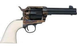 E.M.F HF45CH434NMUI Deluxe Californian .45LC Blue Ivory Revolver