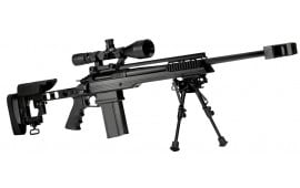 "ArmaLite 31BT308 AR-31 Target Rifle Bolt 308 Winchester/7.62 NATO 24"" 10+1 Adjustable Hard Coat Anodized/Phosphate"