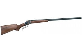 "Taylors and Company S804457 High Wall Sporting Lever 45-70 Government 32"" 1 Wood Stock Blued"