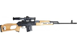Century Arms RI3324N Romanian PSL 762X54R Rifle w/OPTIC
