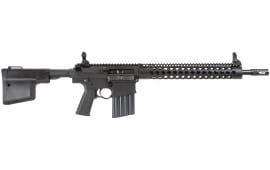 "TroyDef SRIF38R16BT 308 Rifle SA 308/7.62 16"" 20+1 Troy BattleAx Collapsible Black"