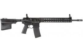 "Troy SCARSP416BT Spec Purpose Carb A4 SA 223/5.56 16"" 30+1 BattleAx Col Stock Black"