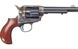 """Cimarron CA981 Lightning FS 4.75"""" CC/BLUED WLNT Birdshd Revolver"""