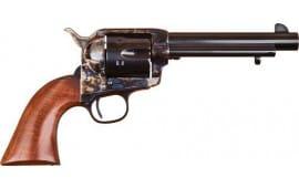 """Cimarron MP503 P-MODEL .38 SPL/.357 OM FS 5.5"""" CC/BLUED Walnut Revolver"""
