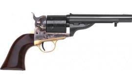 """Cimarron CA911 1872 Open TOP Navy .44SPL 5.5"""" FS CC/BLUED Walnut Revolver"""
