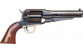"Cimarron CA1004 1858 NEW Model Army .45LC FS 5.5"" CC/BLUED Walnut Revolver"