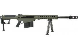 """Barrett 14554 M107A1 OD Green 20""""/50BMG"""