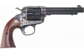 "Cimarron CA603 SAA Bisley .38/357 FS 5.55"" CC/BLUED Walnut Revolver"