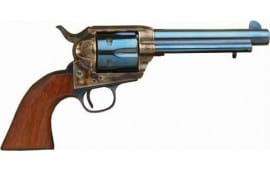 "Cimarron MP513C00 P-MODEL .45LC FS 5.5"" CC/CHARCOAL BL Walnut Revolver"
