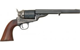 "Cimarron CA9031 1860 RICHARDS-MASON .45LC 8"" FS Black Walnut Revolver"