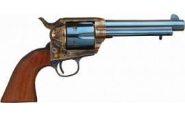 "Cimarron MP503C00 P-MODEL .357MAG 5.5"" FS CC/CHARCOAL Blued Walnut Revolver"