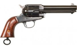 "Cimarron CA156 1890 Remington .44/40 FS 5.5"" Blued Walnut Revolver"