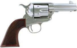 "Cimarron CA4516TSM10G27 MODEL-P Thunderstorm PW .45LC FS 3.5"" SS Walnut Revolver"