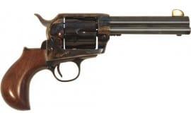 "Cimarron PP341 Thunderball .357 MAG. FS 4.75"" CC/BLUED WLNT Birdshd Revolver"