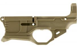 P80 RL556V3-FDE RL556V3 AR15 Lower Recv KIT 80%