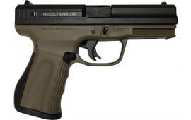 "FMK Firearms FMKG9C1G2BRTNM 9C1 G2 4"" 10rd"