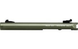 "Tactical Solutions PL6TEMODNight Fision Barrel PAC-LITE 6"" Ruger MK1-3 Matte OD Green"
