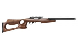 "Magnum Research MLR22WMBW Magnum Lite Barracuda Semi-Auto 22 WMR 19"" 9+1 Black Walnut Stock Black"