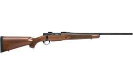 Mossberg 28026 Patriot 6.5 Creedmoor 22 Blue Wood
