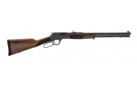 "Henry H012 Big Boy Steel Lever 44 Magnum 20"" 10+1 Walnut Stock Steel Rec"