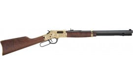 "Henry H006CD3 Big Boy Deluxe Engraved 3rd Edition Lever 45 Colt (LC) 20"" 10+1 Walnut Stock Blued Barrel/Brass Receiver"