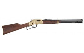 "Henry H006D3 Big Boy Deluxe Engraved 3rd Edition 44 Magnum Lever 44 Magnum 20"" 10+1 American Walnut Stock Blued Barrel/Brass Receiver"