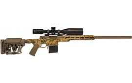 Legacy Sports HCRL72567MCCFDES Chassis Luth STO 6.5 Creedmoor SCP PKG Threade