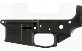 Aero Precision APAR600001C M4E1 Stripped Lower Receiver AR-15 Platform Black Hardcoat Anodized