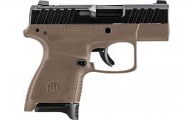 "Beretta JAXN925A1 APX A1 Carry 3"" FS8rdFDE Optic Ready"