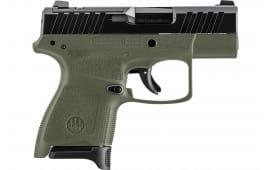 "Beretta JAXN927A1 APX A1 Carry 3"" FS8rdOD Green Optic Ready"