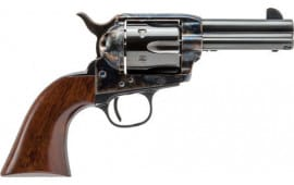 "Cimarron CA330 NEW Sheriff .44/40 FS 3.5"" CC/BLUED Walnut Revolver"