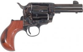 "Cimarron PP340 Thunderball .357 MAG. FS 3.5"" CC/BLUED WLNT Birdshd Revolver"