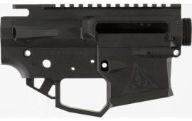 Rise Armament RPR1BLK Ripper AR15 Receiver Black Hardcoat Anodized