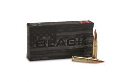 Hornady Black A-MAX 300 Blackout Ammunition 208gr 20 Rd Box