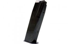 CZ USA 10 Round 40 S&W Model 40P Magazine w/Blue Finish