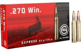 283640020 Geco 270 WIN EXP 130 GR - 20rd Box
