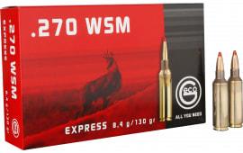 283840020 Geco 270 WSM EXP 130 GR - 20rd Box